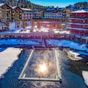 Hotel Hochschober im Winter