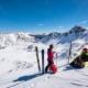 Wildnis in den Nockbergen - Skidurchquerung