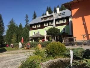 Alpenhotel Hutmannshaus